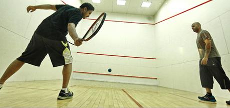 Indoor Squash