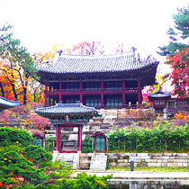 Changdeokgung Place